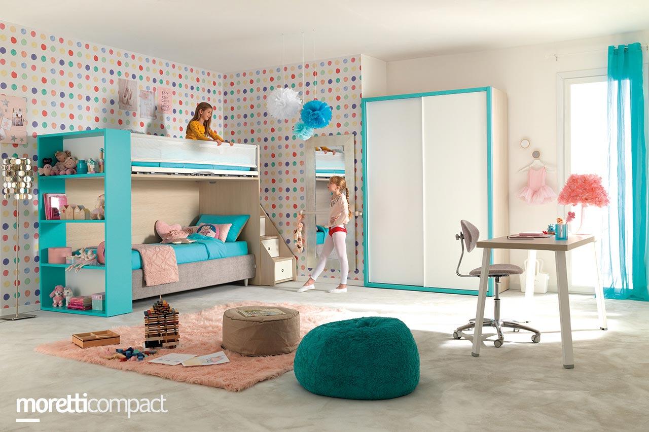camera letto soppalco - Soluzioni Casa