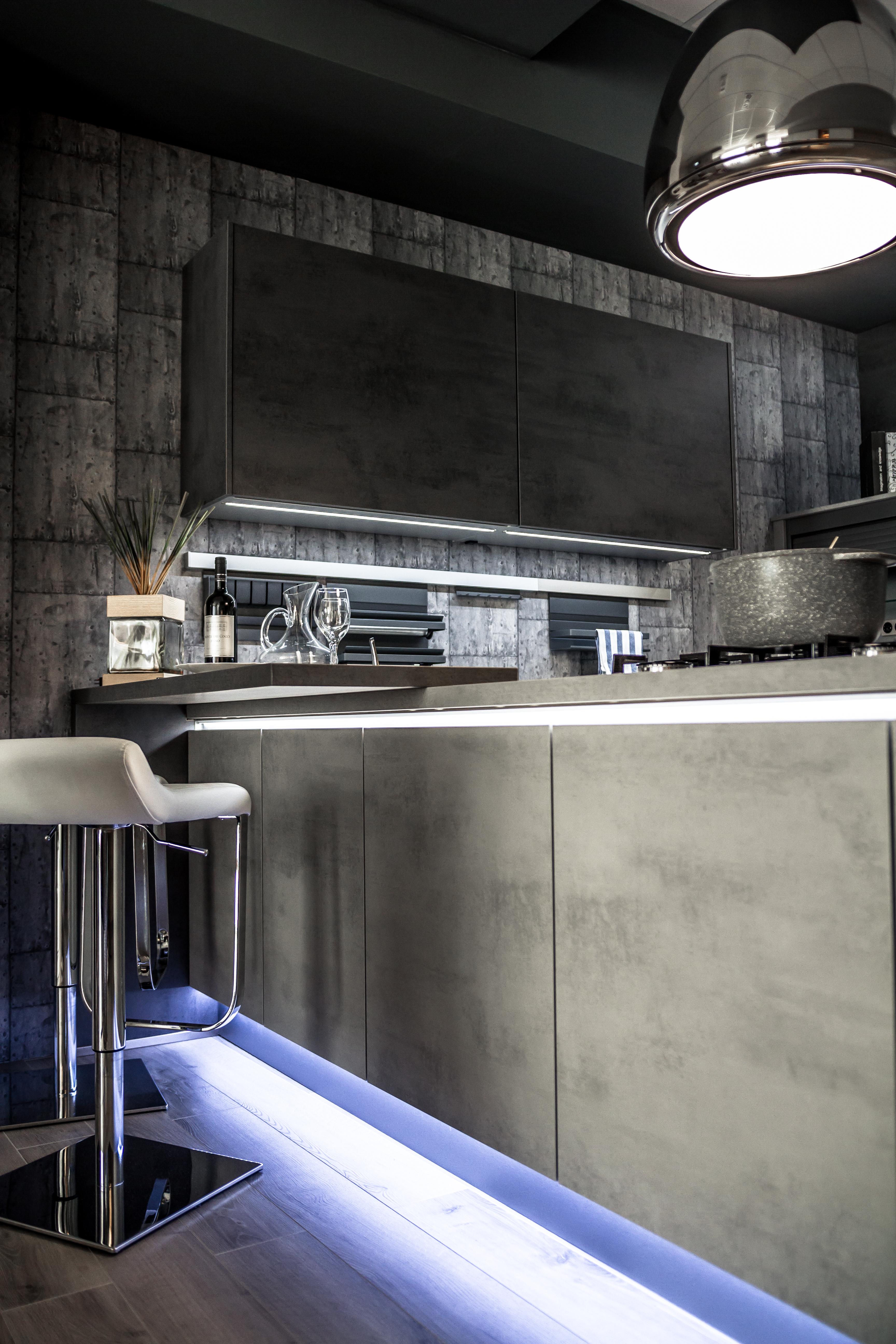 cucina con pensili martina franca